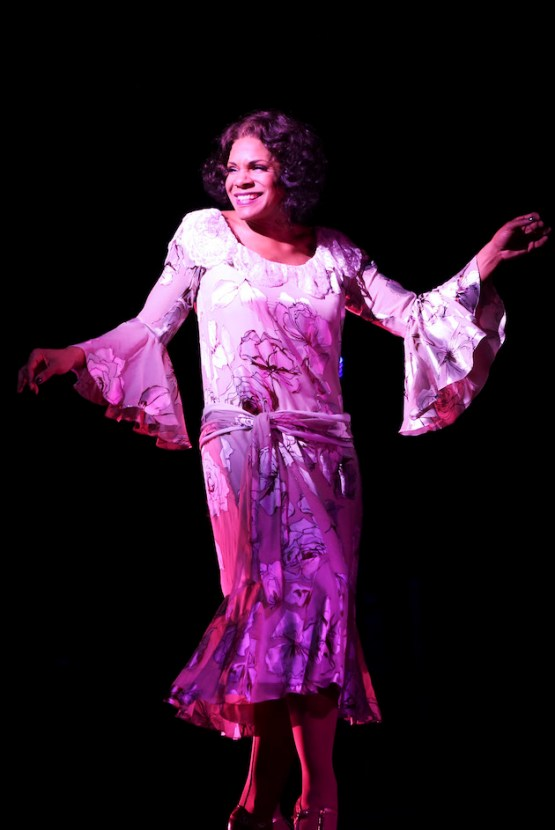 Audra McDonald in Shuffle Along, or The Making of the Musical Sensation of 1921 and All That Followed,