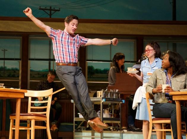 Christopher Fitzgerald as Ogie