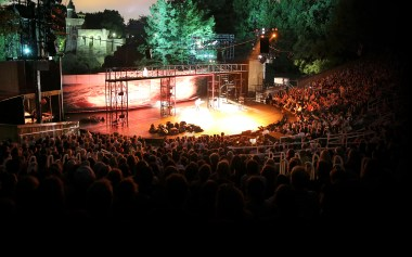 The Delacorte in Central Park