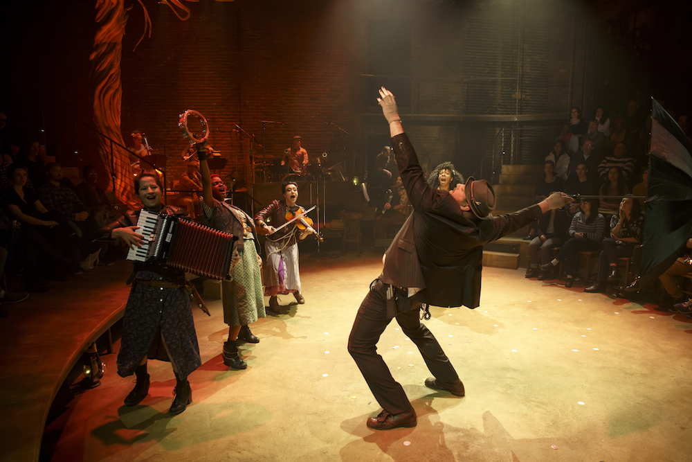 Hadestown Review: A Hell Of a Musical | New York Theater