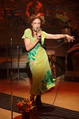 Amber Gray as Persephone