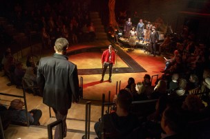 Hadestown Off-Broadway 2016