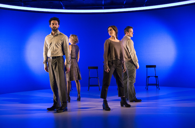 Incognito Manhattan Theatre Club - Stage 1 By Nick Payne Directed by Doug Hughes Cast Charlie Cox, Geneva Carr, Morgan Spector, Heather Lind