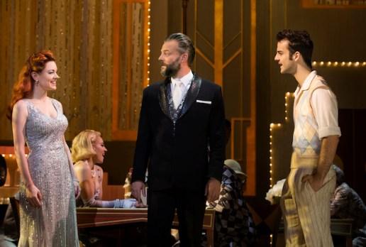 Hollywood Love Triangle: Ruby Lewis as Indigo, Jeremy Kushnier as A.J. , Ryan Vona as Joey