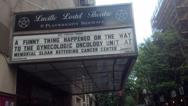 FunnyThingmarquee