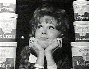 Barbara Cook as the original Amalia in She Loves Me, 1963