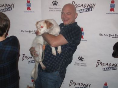 Michael Cerveris from Fun Home
