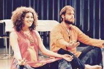 Analisa Velez and Bobby Crace as girlfriend and boyfriend