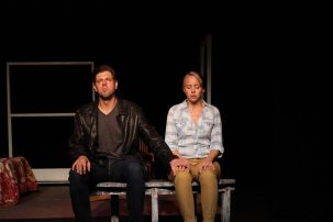Dustin Charles and Jody Flader in Missing Part 2 by James Hindman