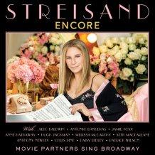 StreisandEncorealbumcover