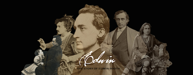 Edwin Booth poster