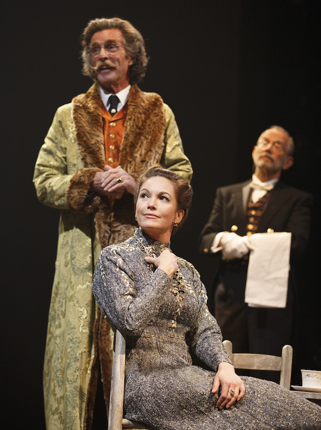 John Glover, Diane Lane, Joel Grey