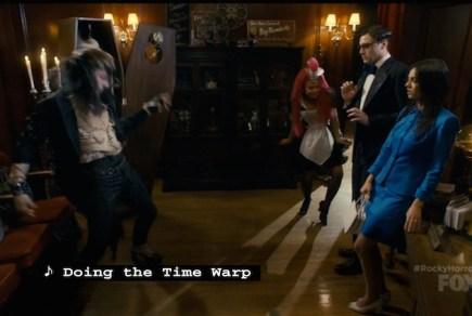 """Time Warp"""