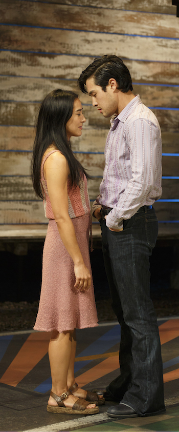 Jennifer Ikeda as Tong and Raymond Lee as Quang