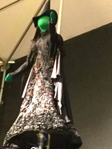 Elphaba's costume from Wicked