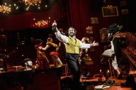 Natasha, Pierre and the Great Comet of 1812 with Josh Groban i