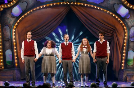 Kholby Wardell, Lillian Castillo, Alex Wyse, Tiffany Tatreau and Gus Halper