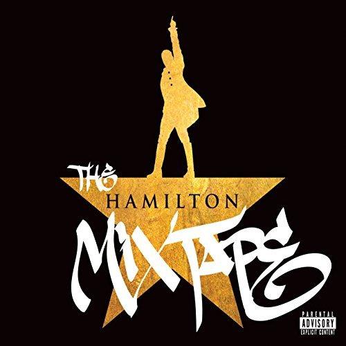 hamilton mixtape cover