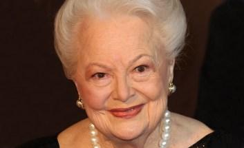 Olivia de Havilland, 102, veteran of three Broadway shows.