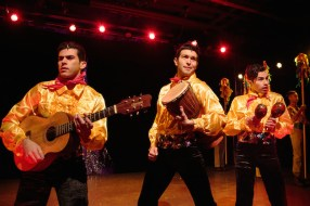 Enmanuel Crespo, Ethan Hardy and Eddie Rodriguez