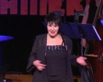 Chita Rivera at the Concert For America, sang: I like to be in America, Okay by me in America, Everything free in America - For a small fee in America.