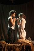 Damon Daunno as Beardo and Liz Leimkuhler as Shack Sister