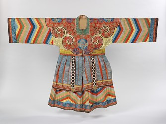 theater robe for an actor, 18th century China