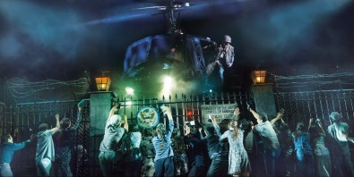 6 Miss Saigon The helicopter scene