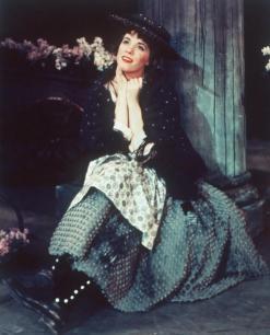 Julie Andrews in My Fair Lady