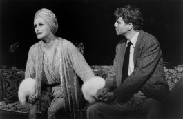 Glenn Close and Alan Campbell Sunset Boulevard, opened November 17, 1994. Its second Broadway production opened February 9, 2017, once again starring Glenn Close.