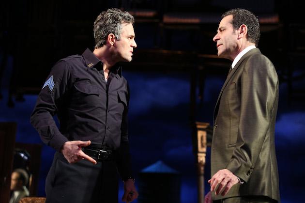 Mark Ruffalo and Tony Shalhoub