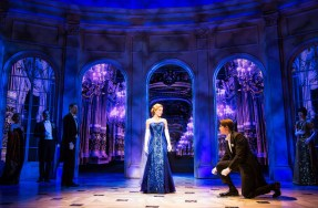 Anastasia, a musical with a book by Terrence McNally