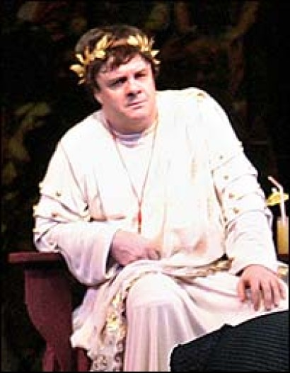 Nathan Lane in The Frogs, 2004