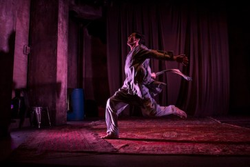 13 TROY IWATA in THE BOY WHO DANCED ON AIR. 3. Photography by Maria Baranova
