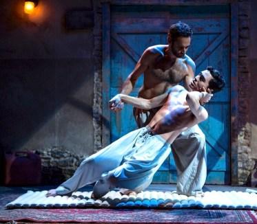 5 JONATHAN RAVIV, TROY IWATA in THE BOY WHO DANCED ON AIR. Photography by Maria Baranova