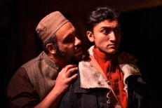 7 OSH GHANIMAH and NIKHIL SABOO in THE BOY WHO DANCED ON AIR. Photography by Maria Baranova