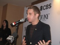 "Ben Platt, Dear Evan Hanse, Best Actor in a Leading Role ""To see how young people connect to this is why we're doing it."""