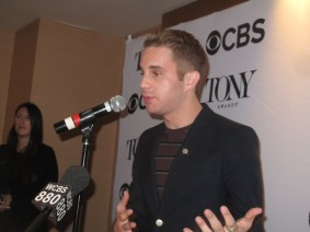"""Ben Platt, Dear Evan Hanse, Best Actor in a Leading Role """"To see how young people connect to this is why we're doing it."""""""