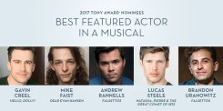 Featured Actor in a Musical