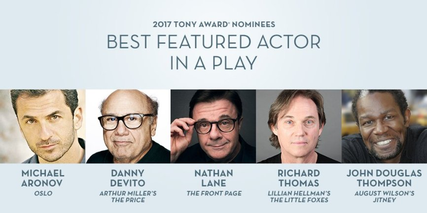Featured Actor in a Play