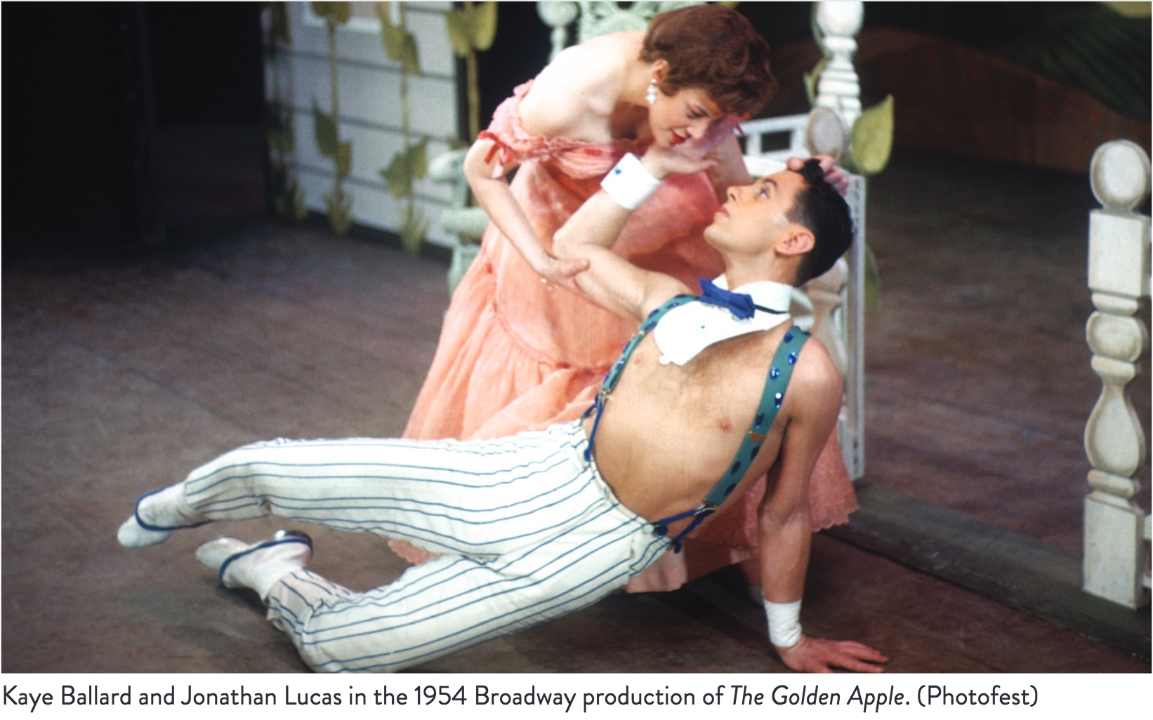 The Golden Apple 1954 pic