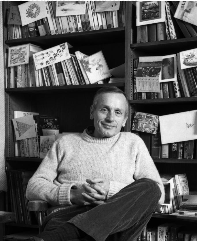RIP playwright AR Gurney