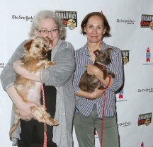 Jayne Houdyshell and Laurie Metcalf