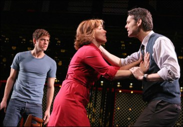 Next to Normal: Aaron Tveit, Alice Ripley, J. Robert Spencer