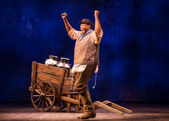 Chuck Cooper in Fiddler on the Roof