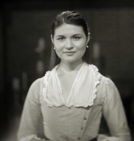 Phillipa Soo as Elizabeth_Schuyler_Hamilton