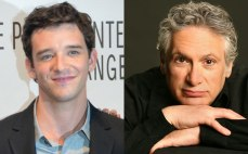 Michael Urie and Harvey Fierstein