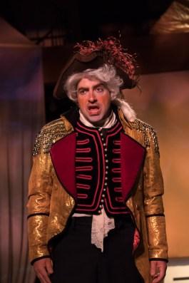 Matt Roper as Androboros, the villain