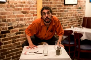 Jonathan Matthews in Cafe Play