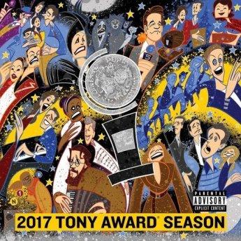 2017 Tony Award season CD